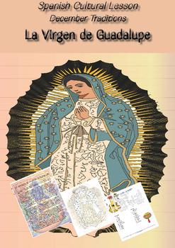 Spanish Cultural Lesson|December Festivities: La Virgen de
