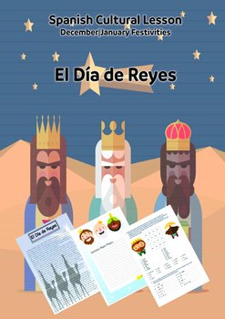 Spanish Cultural Lesson| December-January Festivities: El