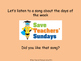 Spanish Days of the week Lesson plan, PowerPoint (with aud
