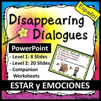 Spanish PowerPoint: ESTAR + Feelings