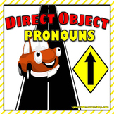 Spanish Direct Object Pronouns Notes and Practice Powerpoi