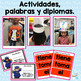 Spanish Dual Language - Palabras con a-e