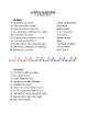 Spanish E-IE Boot Verb Song Titles