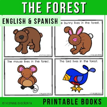 Spanish Emergent Reader (November): El Bosque