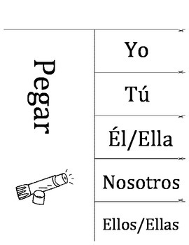 Spanish (Español) Language Development - Conjugate Verbs I