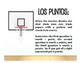 Spanish Estar With Prepositions Basketball