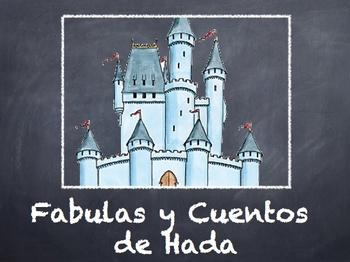 Fabulas y Cuentos de hada - Spanish Fables and Fairytales