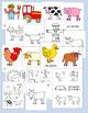 Spanish Farm and Farm Animals - En la granja - topic