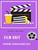 Spanish Film Unit Activities