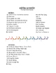 Spanish Formal Commands Song Titles