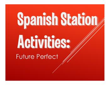 Spanish Future Perfect Stations
