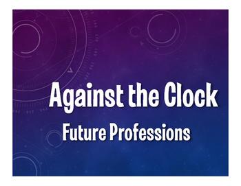 Spanish Future Professions Against the Clock