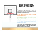 Spanish Future and Conditional Basketball