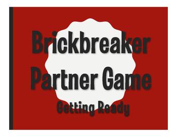 Spanish Getting Ready Brickbreaker Game