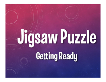 Spanish Getting Ready Jigsaw Puzzle