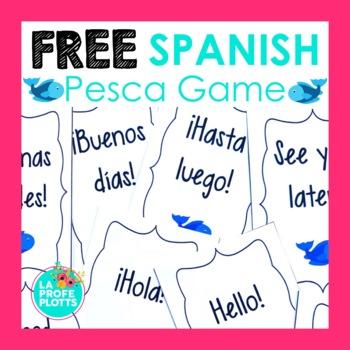 Free spanish greetings farewells introductions vocab pesca go free spanish greetings farewells introductions vocab pesca go fish game m4hsunfo
