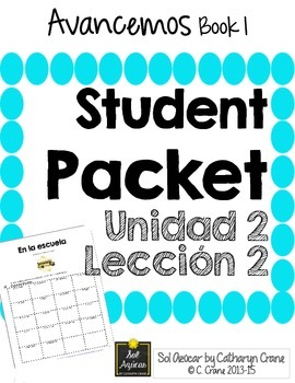 spanish 2 unit 2 lesson 2 Prev - algebra ii module 1, topic d, lesson 40 next - algebra ii module 2, topic a this precision leads to a discussion of a mathematically natural unit of rotational measure algebra ii module 2: spanish - zip folder of word documents (1845 mb.