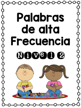 Spanish High Frecuency Words Level 2