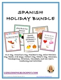 Spanish Holiday Bundle!