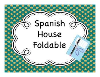 Spanish House Fold-It