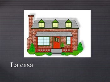Spanish House PowerPoint
