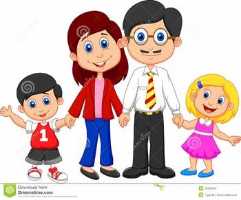 Spanish I Family SmartNotebook (La Familia)