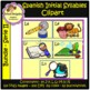 Spanish Initial Syllables ClipArt II - Silabas Iniciales E