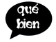 Spanish Inspirational Phrase Signs: Black and White