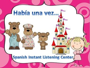 Spanish Instant Listening Center - Habia una vez - Great f