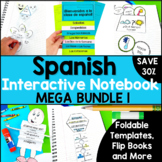 Spanish Interactive Notebook MEGA Bundle