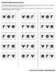 """Spanish Interactive Sight Word Reader """"En el circo voy a V"""