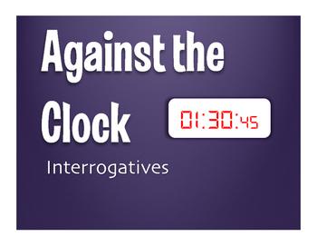 Spanish Interrogatives Against the Clock