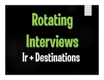 Spanish Ir Rotating Interviews