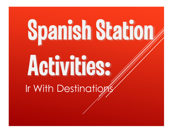 Spanish Ir Stations