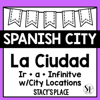 Spanish Ir + a + Infinitive with City Locations