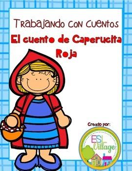 In Spanish {Caperucita Roja}
