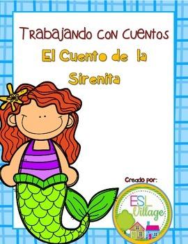In Spanish {La Sirenita}