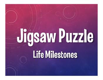 Spanish Life Milestones Jigsaw Puzzle
