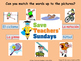 Spanish Likes & dislikes (sports) Lesson plan, PowerPoint