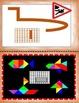 Spanish Math Flat Shapes II / Figuras Planas II in a Stati