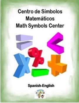 Spanish Math Symbols / Simbolos Matematicos in a Station /