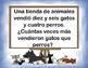 Spanish Math Word Problems II / Problemas Mult. Y Div. Esc