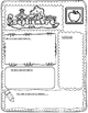 Spanish Newsletters in both color and bw:  Editable Monthl