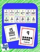 Spanish Number Posters 0-20 with Numeral, Ten Frame, & Num