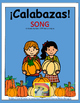 ¡Calabazas! - FREE  Spanish Numbers Song