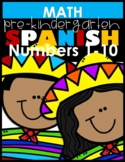 Spanish Numbers Worksheets