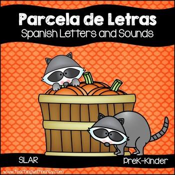 Spanish: Parcela de letras y sonidos