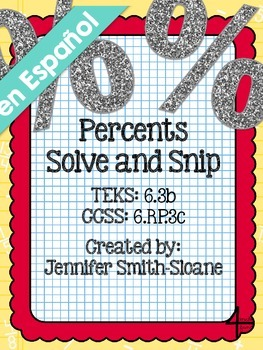 Spanish Percents Solve and Snip