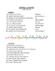 Spanish Perfect Tenses Song Titles