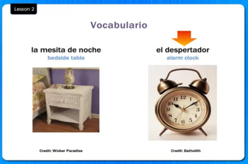 Spanish Personal Possessions - Video Tutorial